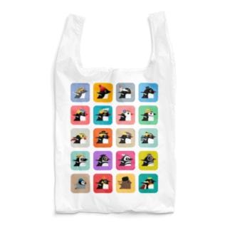 ペンギン集合 Reusable Bag