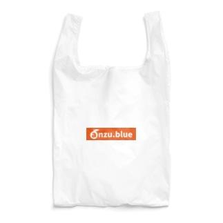 anzu ロゴ(URL) tyle2 Reusable Bag