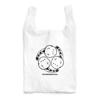みつどもえなが Reusable Bag