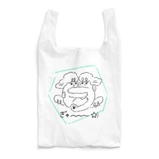 うちのわんこちゃん「おともだち」 Reusable Bag