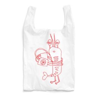 デリバリーロブスター Reusable Bag