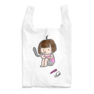 メンヘラおんなのこ Reusable Bag