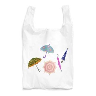 傘いろいろ Reusable Bag