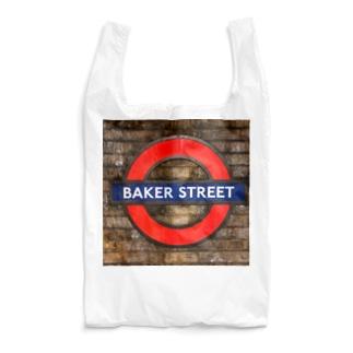 tante gartenのベイカーストリート Reusable Bag