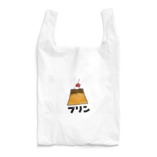 固めのプリンぐっず Reusable Bag