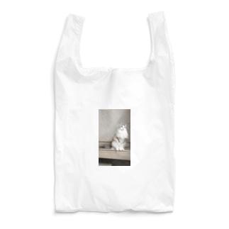 ピアノの上のこむぎ Reusable Bag