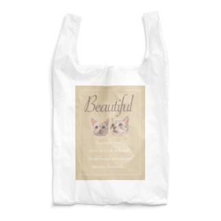 New!!Beautiful×猫 Reusable Bag