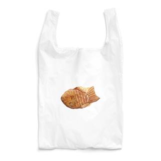 たい焼き Reusable Bag