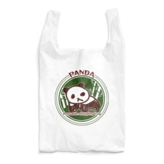 パンダです。 Reusable Bag