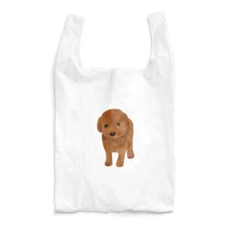 てんとう虫とわんこ Reusable Bag