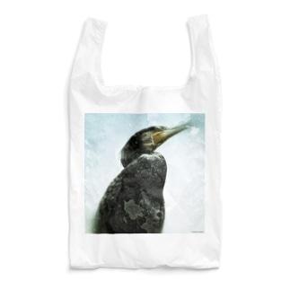鵜頂点アートグッズ Reusable Bag