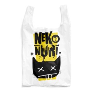 ネコヌリ エコバッグ type1 Reusable Bag