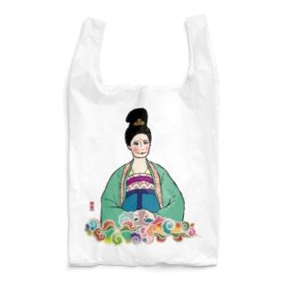 唐时代的女人 Reusable Bag
