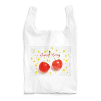 さくらんぼ Reusable Bag