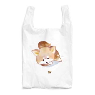 柴犬とミツバチ Reusable Bag