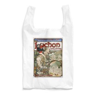 アルフォンス・ミュシャ《リュション》 Reusable Bag