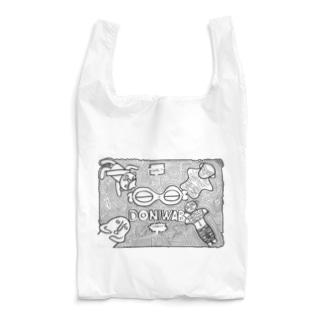 ドニワ迷路 Reusable Bag