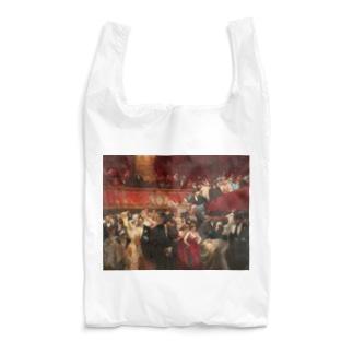 チャールズ・ハーマンズ 《仮面舞踏会》 Reusable Bag