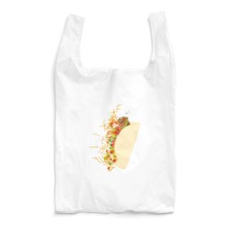 フォーリングタコス Reusable Bag