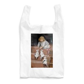アーサー・ジョン・エルスリー 《熱戦》 Reusable Bag