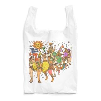 THE SKA JUNCTIONSのみんなでカーニバル Reusable Bag