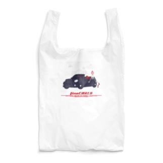 fineEARLS/ファインアールのfastcar Reusable Bag