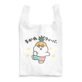 うかれフィーバー Reusable Bag