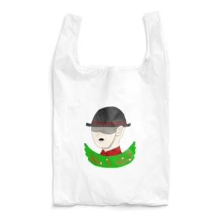 知らないおじさん Reusable Bag