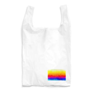 Miyuki_Sakagamiのrainbow sin@色々 Reusable Bag