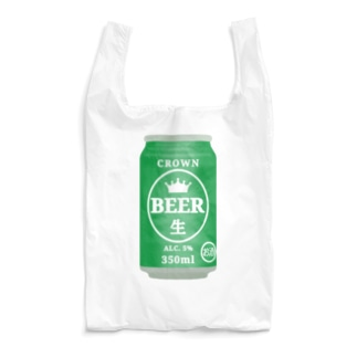 缶ビール Reusable Bag