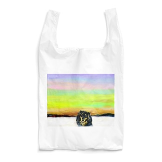 黒ダックス Reusable Bag