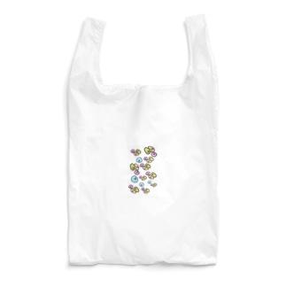 こぼれ落ちるストレスフリーの塊たち Reusable Bag