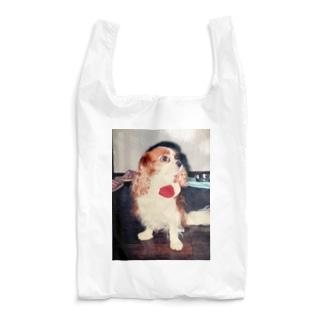 キャバリアキングチャールズスパニエル(retro) Reusable Bag