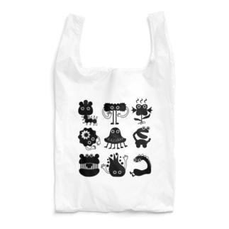 変な生き物 Reusable Bag