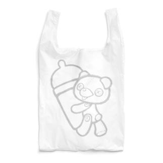 【Teddy bear】 Reusable Bag