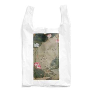 伊藤若冲 《蓮池遊魚図》 Reusable Bag