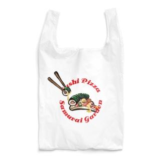 寿司PIZZA Reusable Bag