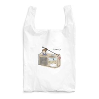 ラジオといっしょ。 Reusable Bag