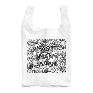 FASTMANJAPAN   graphic design Reusable Bag