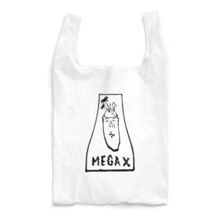 こわいT Reusable Bag