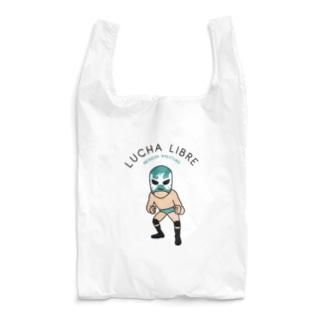 LUCHA LIBRE#115 Reusable Bag