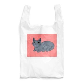 ネコ Reusable Bag