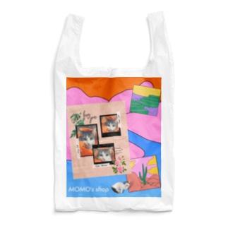 MOMOのレトロなデザイン #01 Reusable Bag