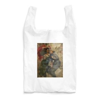 ガエターノ・ベッレイ 《雨の日の彼女たち》 Reusable Bag