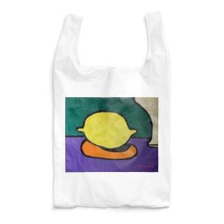 空っぽのレモン Reusable Bag