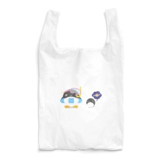 夏漫喫アデリーちゃん Reusable Bag