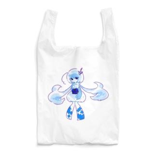 くらげ娘の帝姫ちゃん Reusable Bag
