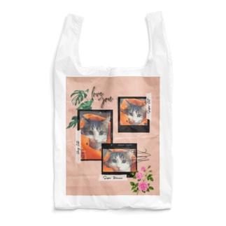 MOMOのレトロなデザイン #03 Reusable Bag