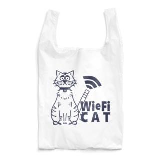 WieFi CAT(ウィーフィーキャット)  Reusable Bag