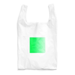 緑グラデーション Reusable Bag